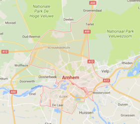 Glasvezel Arnhem